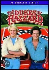 THE DUKES OF HAZZARD : COMPLETE SEASON 6   -  DVD - PAL Region 2 sealed