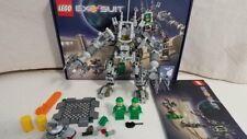LEGO 21109 Exosuit Parts Minifigs Box Manual