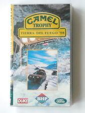 K7 VHS Camel Trophy 1998