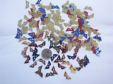 Wedding Table Scatters Foil Confettii Masks Red Blue & Gld Mix BUY 1 GET 1 FREE