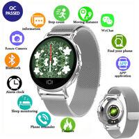 Fashion Women Men Sport Smart Watch Fitness Tracker For iPhone Android Bracelet