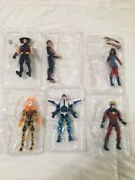 Hasbro Marvel Legends 6 Inch Lot of 6 LOOSE FIGURES new