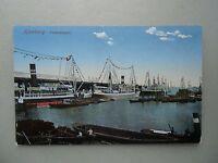 Ansichtskarte Hamburg Petersenquai (Nr.606)