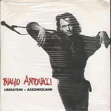 "BIAGIO ANTONACCI - RARO CDs 1993 "" LIBERATEMI - ASSOMIGLIAMI """