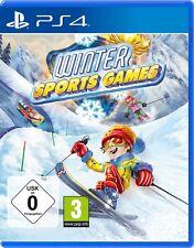 Winter Sports Games - PlayStation 4 (NEU & OVP!)