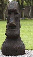 Easter Island Mega Head Stone Garden Statue (over 4 foot tall) Border Stoneware