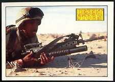 Into The Breech #90 Desert Storm 1991 Merlin Sticker (C959)