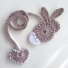Crochet Umbilical Cord Tie
