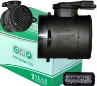 For Citroen Berlingo C2 C3 C4 C5 Dispatch 1.6 HDI Mass Air Flow Meter Sensor