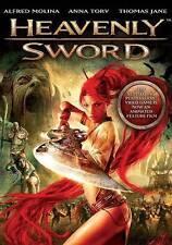 *NEW--Heavenly Sword  (DVD, 2014)