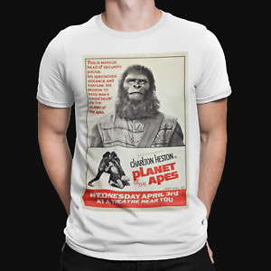 Original Planet Of The Apes 1968 T-Shirt - Retro - Film - Cool - 60's - TV Funny