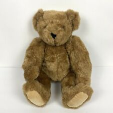 """The Vermont Teddy Bear Company Jointed Brown Bear 15"""""""