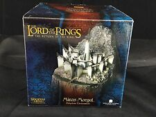 Weta/Sideshow Minas Morgul environment/Hobbit/Lotr/Lord of the Rings/Sauron/NIB