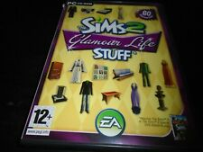 The Sims 2: Glamour Life Stuff     pc game