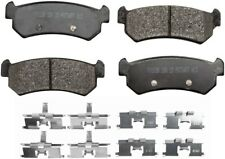 Disc Brake Pad Set-ProSolution Semi-Metallic Brake Pads Rear Monroe FX1036