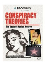 Conspiracy Theories: The Death of Marilyn Monroe - DVD  OUVG The Cheap Fast Free