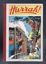 HURRAH. Album éditeur n°22 - n°213 à 222 - 1957-1958 -  Bon état