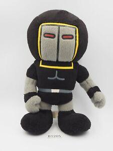 """Kinnikuman B1205 Panson Works Warsman Plush 8"""" Poseable Toy Doll Japan"""