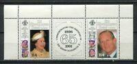 33787) Seychelles - Zil Eloigne Sesel 1991 MNH Queen Birthday 2v