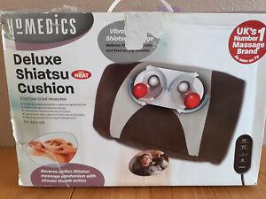 Homedice Deluxe Shiatsu Cushion Portable Remote Control Massager