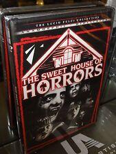 The Sweet House of Horrors (DVD) Lucio Fulci, Sarah Keller, SHRIEK SHOW DVD! NEW