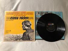 1969 Easy Rider Original Soundtrack OST LP Record Vinyl Dunhill DSX 50063 VG+/VG