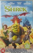 SHREK - VHS (ENGLISH)