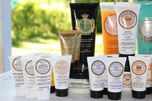 Perlier -Travel Size - Hand Cream, Body Cream, Shower Cream 1 oz -  YOUR CHOICE!