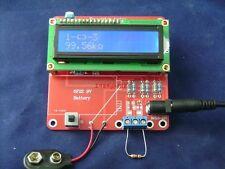 DIY Kits Capacitance ESR Inductance Resistor LC Meter Tester NPN PNP Mosfet M168