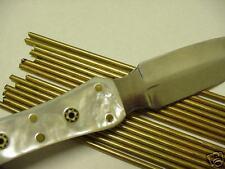 """Knife Making Brass Rod 1/16"""" rod"""