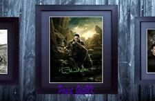 Tom Hiddleston Thor Dark World SIGNED AUTOGRAPHED FRAMED 10x8 REPRO PHOTO PRINT