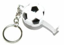 SOCCER BALL WHISTLE KEY CHAIN (KC029)