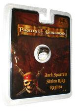 Jack Sparrow Stolen Ring Fluch der Karibik Schmuck Pirat Kostüm Fasching