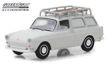 1:64 GreenLight *CLUB V-DUB R7* GREY 1963 VW Type 3 Panel Van w/Roof Rack *NIP*