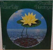The Water Lily Priscilla Herdman Philo 1014 33RPM 092717DBE2