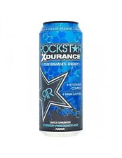 Rockstar Blueberry Pomegranate Acai Energy Drink 500ml x 12