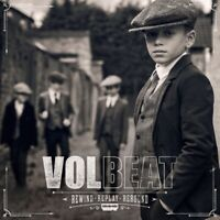 VOLBEAT - REWIND,REPLAY,REBOUND   CD NEW+