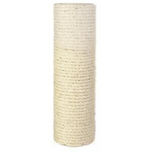 Trixie Spare Post for Cat Scratching Posts Tree Replacement - Sisal - 9 x 30 cm