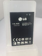Genuine - LG BL-44JN - Replacement Battery - LG OPTIMUS L3, E400, L5, E610, E615