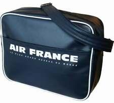 Sac Epaule Bandoulière AIR FRANCE Vintage Bagage à Main ou Sac de Cabine