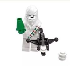 LEGO Star Wars SNOW CHEWBACCA MiniFigure from 75146
