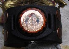 Bracelet with Quetzalcoatl Crop Circle Quantic Resonator Metayantra ORGONE