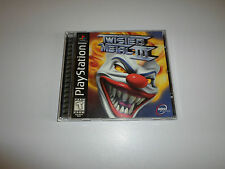 Playstation Twisted Metal 3 Cover OHNE SPIEL PS1 OHNE CD
