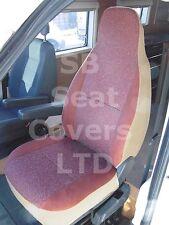 Para adaptarse a un PEUGEOT BOXER AUTOCARAVANA, de 2003, cubiertas de asiento, B