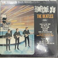 "BEATLES ""Something New"" Sealed!  Unopened! LP Capitol ST2108."