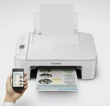 Canon PIXMA TS3322 Wireless Inkjet All-In-One Printer  BRAND NEW With Ink