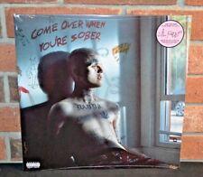LIL PEEP - Come Over When You're Sober, Pt. 1 & 2, Ltd 1st Press 2LP COLOR VINYL
