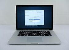 "2014 Apple MacBook Pro 15"" Retina 2.8GHz Core i7 512GB 16GB RAM GERMAN KEYBOARD"