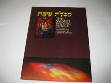 Kabbalat Shabbat: The Sabbath Evening Service by Chaim Raphael