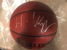 Andrew Wiggins signed NBA basketball Fanactics Authentic COA